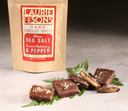English Toffee Bars from Lush Candy